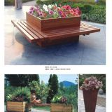 Customized Colourfast Decking Board Plant Pot Outdoor Flower Boxes