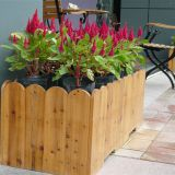 Colourfast Garden Decorative Oem Outdoor Flower Boxes