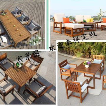 Garden Furniture Teak Outdoor